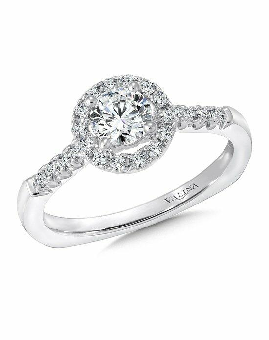 Valina RQ9353W Engagement Ring photo