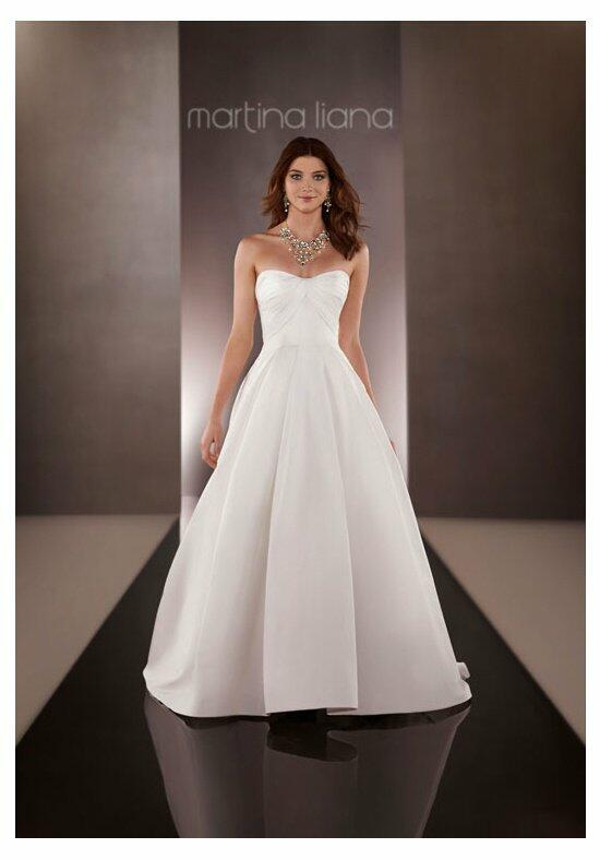 Martina Liana 636 Wedding Dress photo