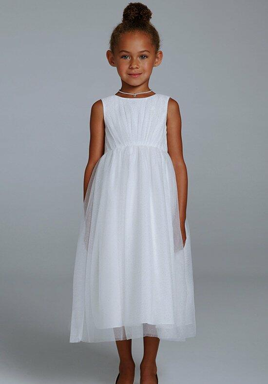 David's Bridal Juniors OP202 Flower Girl Dress photo