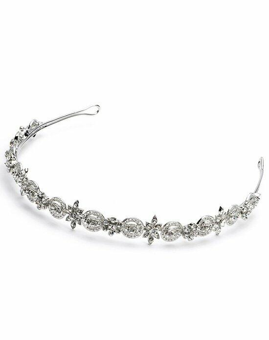 USABride Paige Antique Silver Headband TI-3158 Wedding Tiaras photo