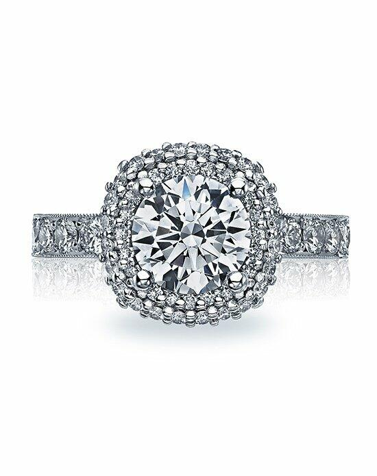 Tacori 38-3 CU 7.5 Engagement Ring photo
