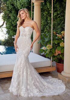 Casablanca Bridal Style 2438 Angelina Mermaid Wedding Dress