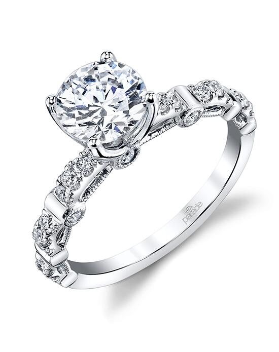 Parade Design Style R3702 from the Hemera Collection Engagement Ring photo