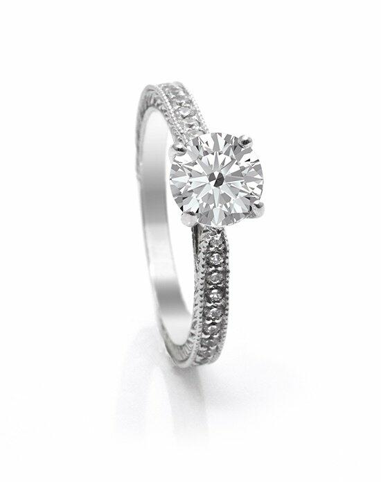 Timeless Designs R1849 Engagement Ring photo