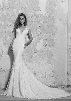 LOVE by Pnina Tornai for Kleinfeld 14414XS Wedding Dress
