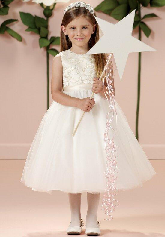 Joan Calabrese by Mon Cheri 114326 Flower Girl Dress photo