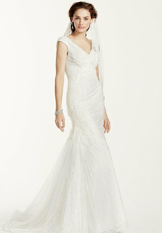 David's Bridal Jewel Style MK3733 Wedding Dress photo