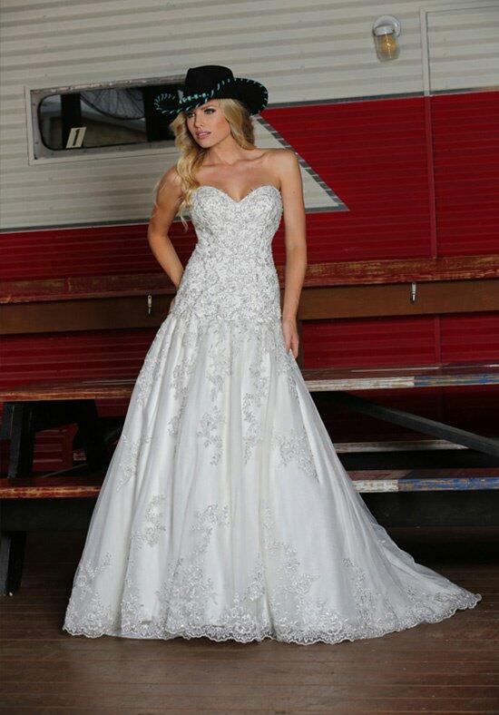 DaVinci Bridal 50300 Wedding Dress photo
