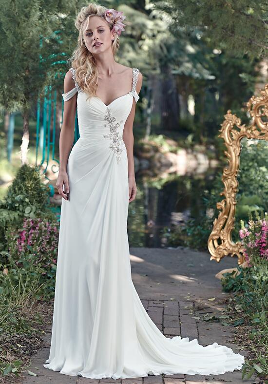 Maggie Sottero Saxton Wedding Dress photo