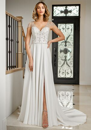 Jasmine Couture T232060 A-Line Wedding Dress