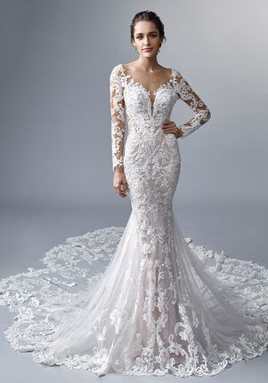 ÉLYSÉE Atelier KOH-I-NOOR Mermaid Wedding Dress