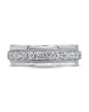 Now & Forever 960662904 White Gold Wedding Ring