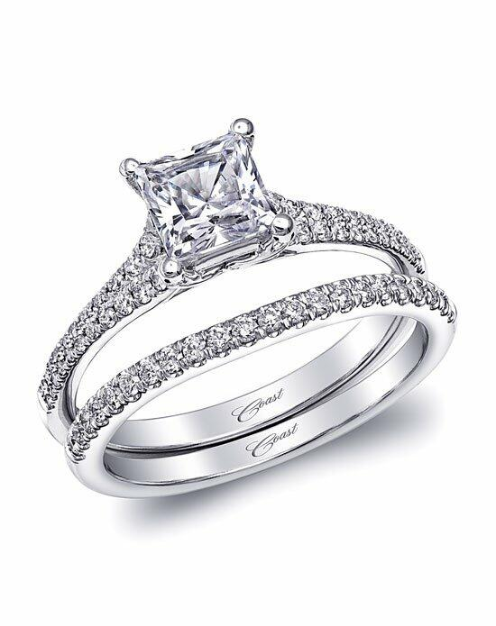 Coast Diamond Charisma Collection - LC10116 & WC10116 Engagement Ring photo