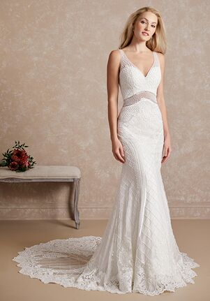 Adrianna Papell Platinum 31173 Wedding Dress