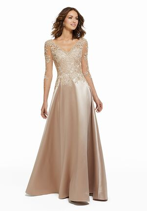 MGNY 72012 Champagne,Blue Mother Of The Bride Dress