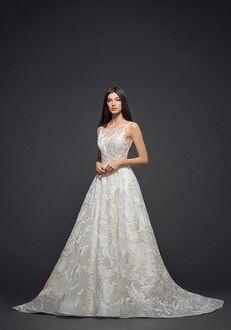 Lazaro 3817 Ball Gown Wedding Dress