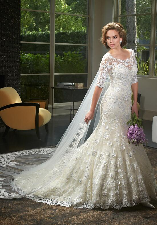 1 Wedding by Mary's Bridal 6403 Wedding Dress photo