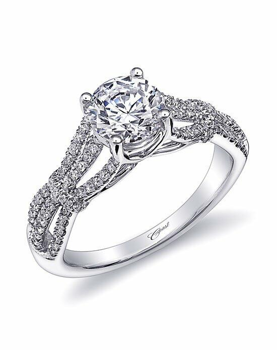Coast Diamond Charisma Collection - LC6014 & WC6014 Engagement Ring photo