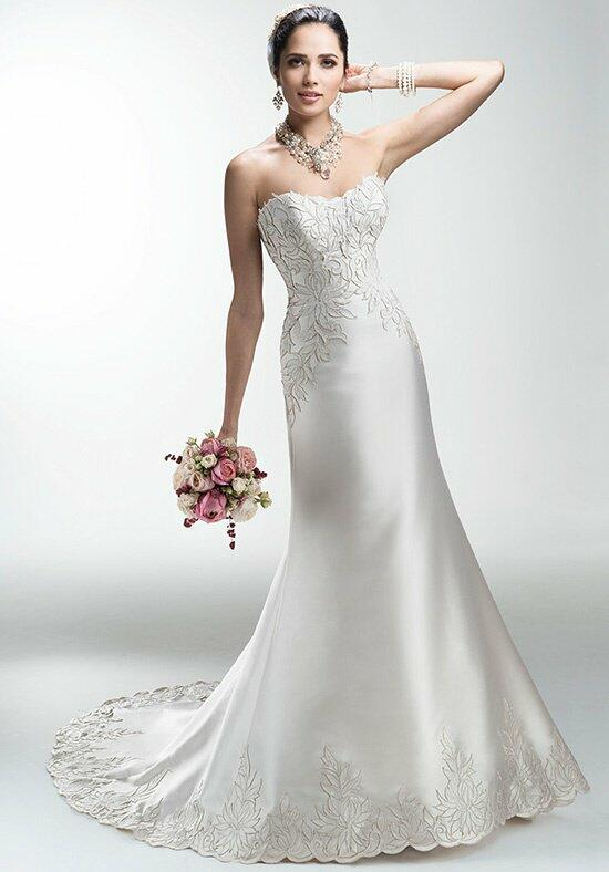 Maggie Sottero Nakara Wedding Dress photo