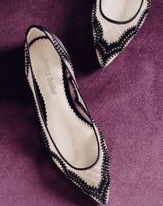 Bella Belle EVA Black Shoe