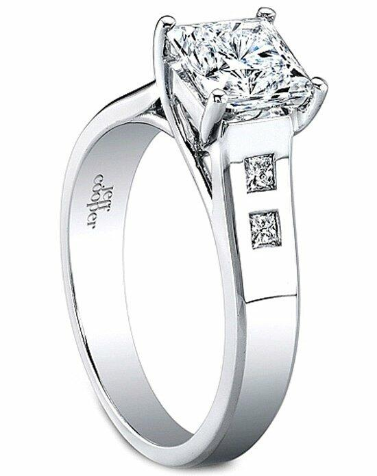 Since1910 Jeff Cooper - R2964P Engagement Ring photo