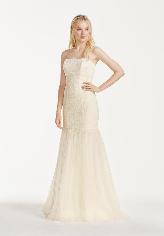 David's Bridal Galina Style KP3765 Wedding Dress photo