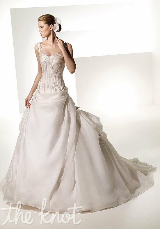 Manuel mota for pronovias tucan wedding dress the knot for The knot gift registry