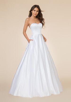 Moonlight Tango T861 A-Line Wedding Dress