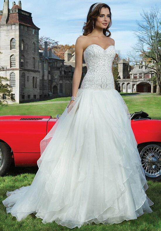 Justin Alexander 8734 Wedding Dress photo