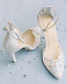 Bella Belle FREYA Ivory Shoe