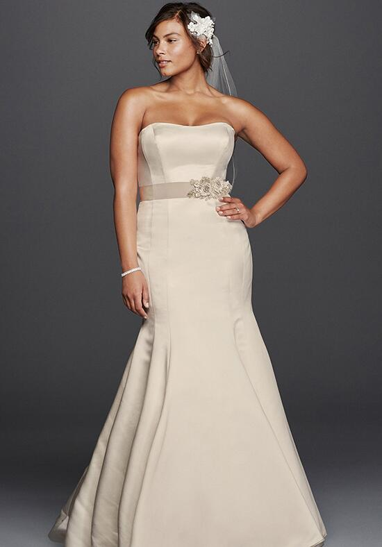 David's Bridal David's Bridal Woman Style 9KP3738 Wedding Dress photo