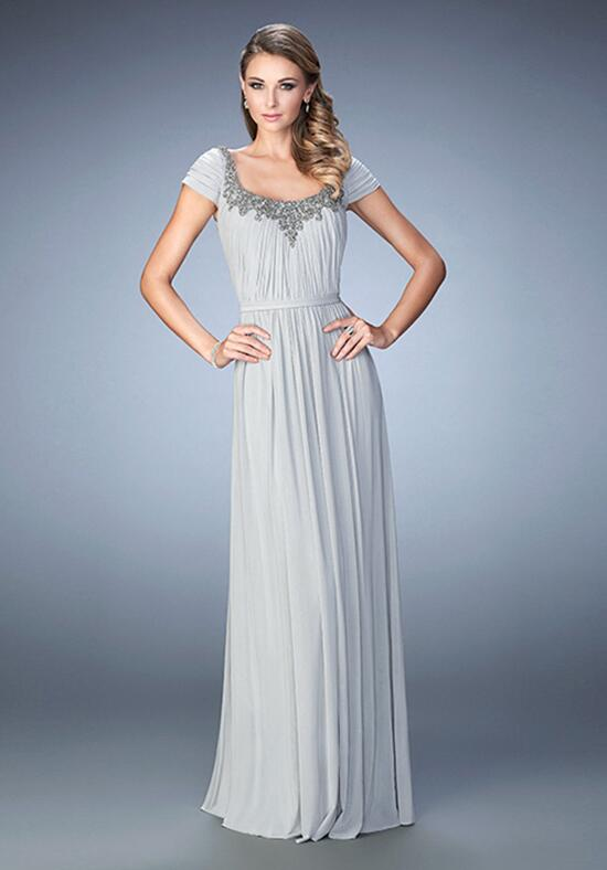 La Femme Evening 21826 Mother Of The Bride Dress photo