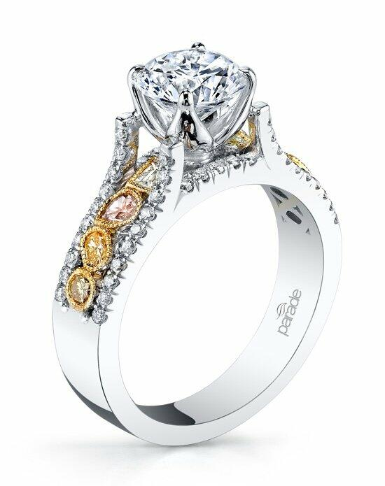 Parade Design Style R3101 from the Reverie Bridal Collection Engagement Ring photo