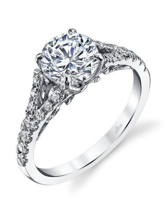 Parade Design Style R3322 from the Hemera Collection Engagement Ring photo
