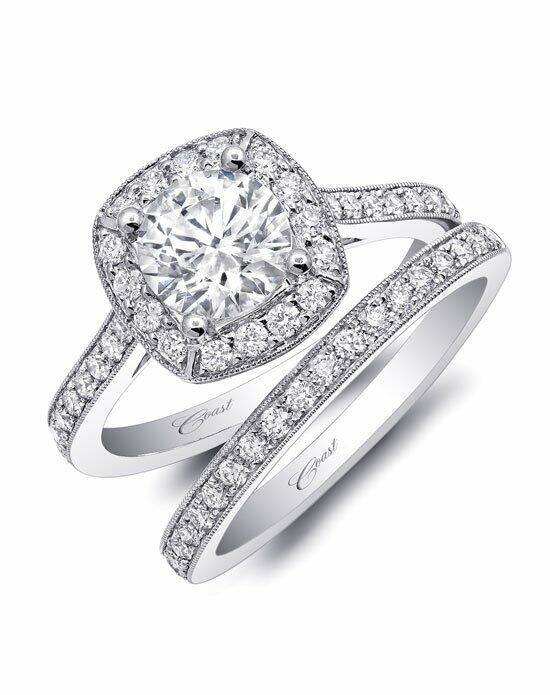 Coast Diamond Romance Collection - LC5357 & WC5357 Engagement Ring photo