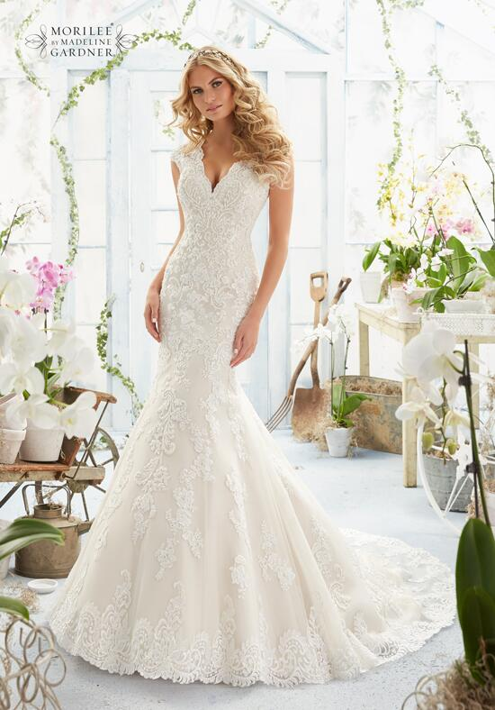 Mori Lee by Madeline Gardner 2806 Wedding Dress photo
