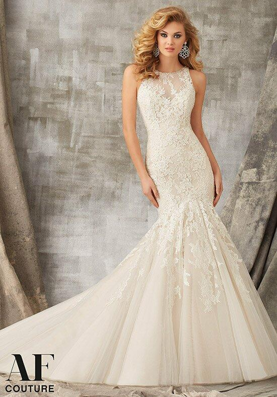 AF Couture: A Division of Mori Lee by Madeline Gardner 1345 Wedding Dress photo