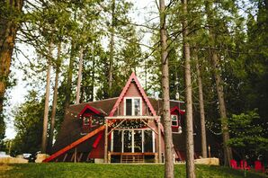 Secluded Ceremony and Reception Venue
