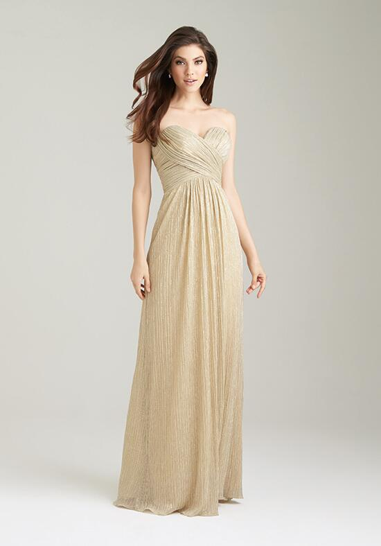 Allure Bridesmaids 1474 Bridesmaid Dress photo