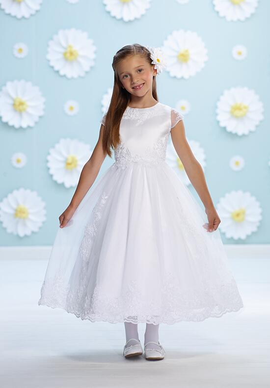 Joan Calabrese by Mon Cheri 116394 Flower Girl Dress photo
