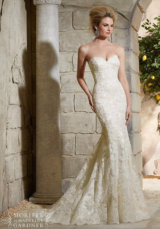 Mori Lee by Madeline Gardner 2782 Wedding Dress photo