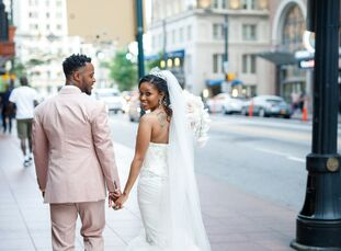 Sade Jones (30 and a pharmacist and Pure Romance consultant) and Mandela Wise (32 and an elementary art school teacher and high school football coach)