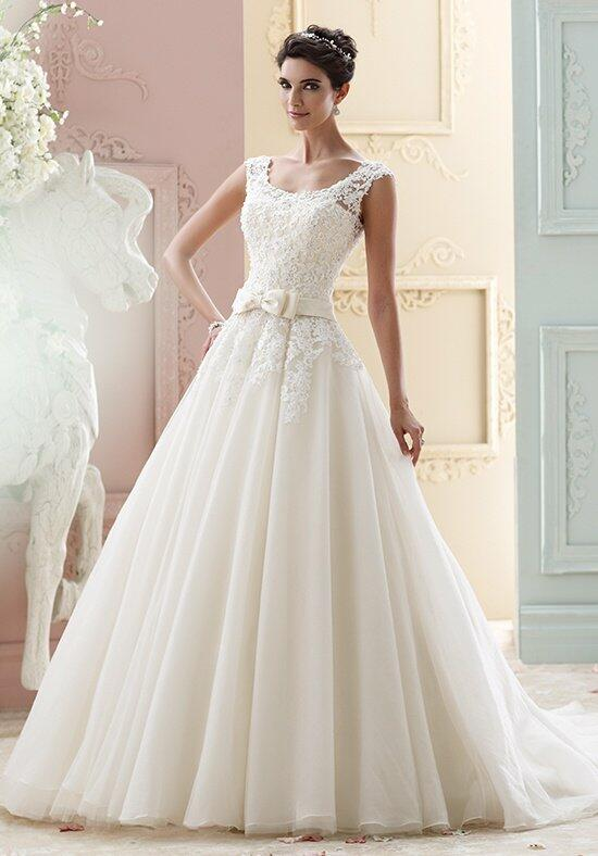 David Tutera for Mon Cheri 215263 - Marmee Wedding Dress photo