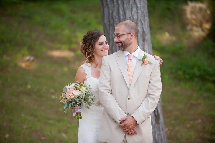 John and Lori First Look