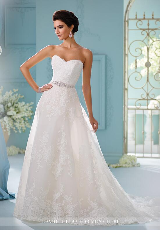 David Tutera for Mon Cheri 216259 Skylar Wedding Dress photo