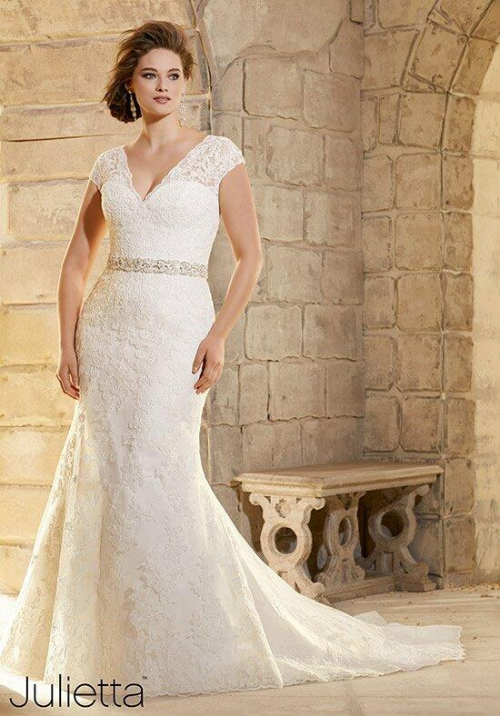 Julietta by Madeline Gardner 3183 Wedding Dress photo