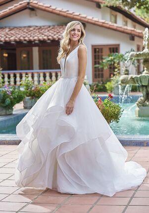 Jasmine Bridal F211015 A-Line Wedding Dress