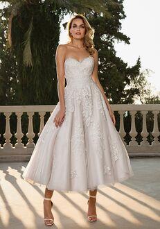 Justin Alexander 88089 A-Line Wedding Dress