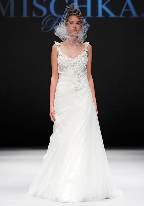 Badgley Mischka Bride Garbo Wedding Dress photo