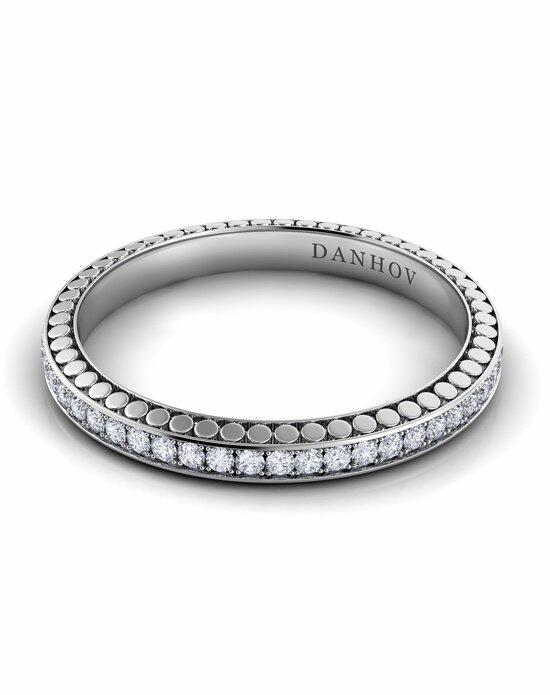 Danhov Tubetto Diamond Band Wedding Ring photo